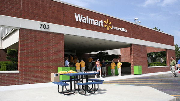 Walmart Corporate Contact >> Walmart Success Story How Aes Reclaim Was Born Aes Reclaim